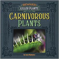 Cover: Beware! Killer Plants