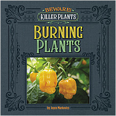 Cover: Burning Plants