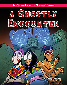 Cover: A Ghostly Encounter
