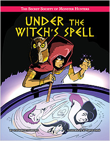 Cover: Under the Witch's Spell