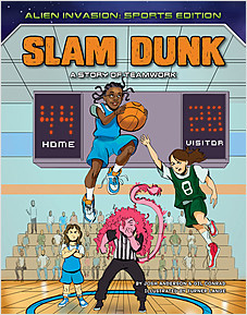 Cover: Slam Dunk: A Story of Teamwork