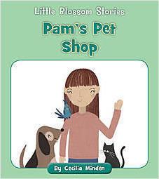 Cover: Pam's Pet Shop
