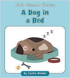 Cover: A Dog in a Bed