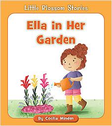 Cover: Ella in Her Garden