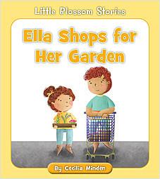 Cover: Ella Shops for Her Garden