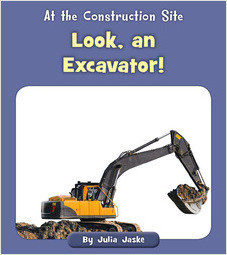 Cover: Look, an Excavator!