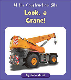 Cover: Look, a Crane!