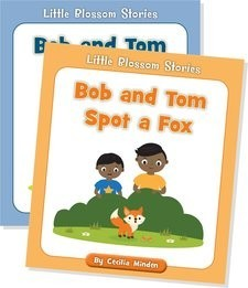 Cover: Little Blossom Stories
