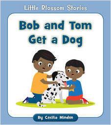 Cover: Bob and Tom Get a Dog