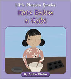 Cover: Kate Bakes a Cake