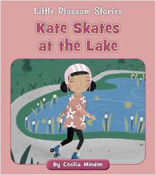 Cover: Kate Skates at the Lake