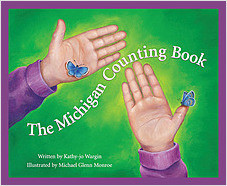 Cover: The Michigan Counting Book