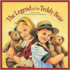 Cover: The Legend of the Teddy Bear