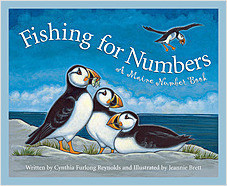 Cover: Fishing for Numbers: A Maine Number Book