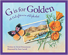 Cover: G is for Golden: A California Alphabet