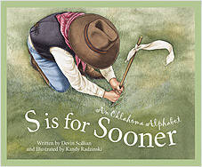 Cover: S is for Sooner: An Oklahoma Alphabet