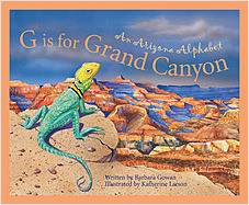 Cover: G is for Grand Canyon: An Arizona Alphabet