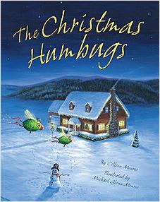 Cover: The Christmas Humbugs