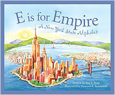 Cover: E is for Empire: A New York Alphabet