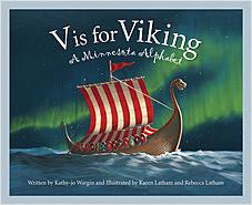 Cover: V is for Viking: A Minnesota Alphabet
