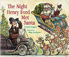Cover: The Night Henry Ford Met Santa