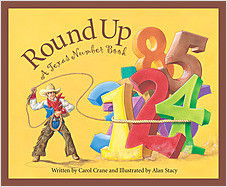 Cover: Round Up: A Texas Number Book