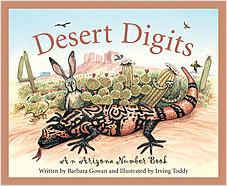 Cover: Desert Digits: An Arizona Number Book