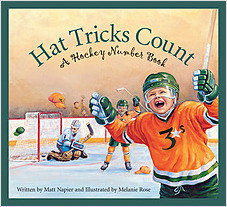 Cover: Hat Tricks Count: A Hockey Number Book
