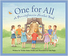 Cover: One for All: A Pennsylvania Number Book