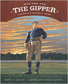Cover: Win One for the Gipper: America's Football Hero