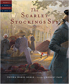 Cover: The Scarlet Stockings Spy