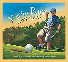 Cover: P is for Putt: A Golf Alphabet