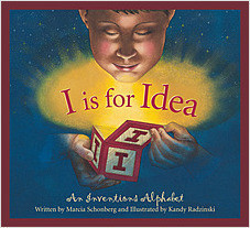 Cover: I is for Idea: An Inventions Alphabet