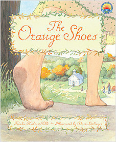 Cover: The Orange Shoes