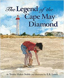 Cover: The Legend of the Cape May Diamond