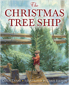 Cover: The Christmas Tree Ship