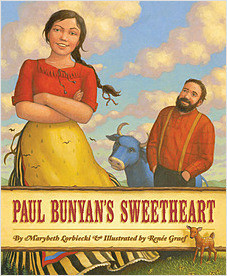 Cover: Paul Bunyan's Sweetheart