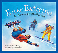 Cover: E is for Extreme: An Extreme Sports Alphabet