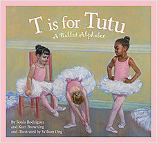 Cover: T is for Tutu: A Ballet Alphabet