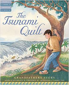 Cover: The Tsunami Quilt