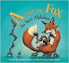 Cover: A isn't for Fox: An Isn't Alphabet