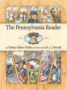 Cover: The Pennsylvania Reader