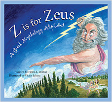 Cover: Z is for Zeus: A Greek Mythology Alphabet