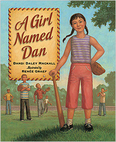 Cover: A Girl Named Dan