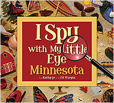 Cover: I Spy with My Little Eye Minnesota