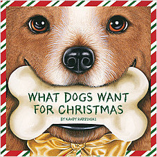 Cover: What Dogs Want for Christmas