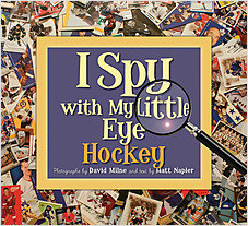 Cover: I Spy with My Little Eye Hockey