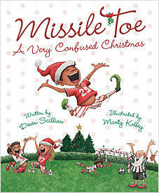 Cover: Missile Toe: A Very Confused Christmas