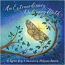 Cover: An Extraordinary Ordinary Moth