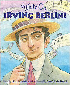 Cover: Write On, Irving Berlin!